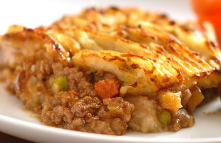 Cum se face Cottage Pie