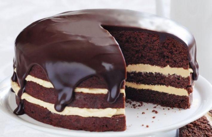 reteta de tort de ciocolata