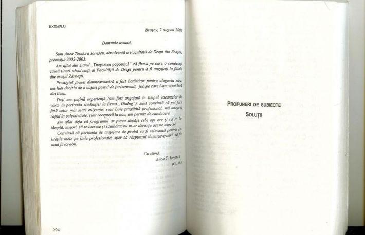 model scrisoare de intentie in engleza modele scrisori