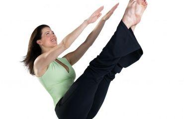 Cum se efectueaza pozitia Teaser in Pilates #Pilates #ExercitiiPilates