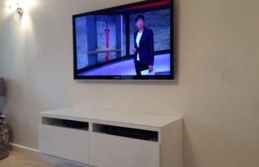 Cum se monteaza un TV pe perete #Televizor #MontareTelevizor