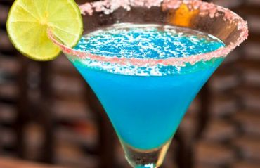 Cum sa prepari BLUE MARGARITA #Margarita #BlueMargarita