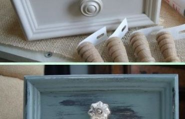 Cum sa folosesti un sertar vechi. Ideile acestea te vor incanta #Sertar #SertarVechi