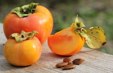 Fructe de sezon. Kaki, antioxidant natural #Kaki #Fruct