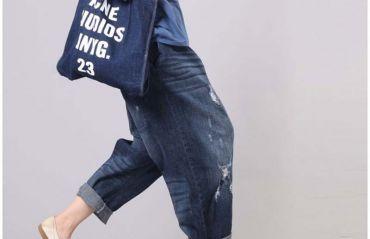 Cum sa iti alegi blugii. Trendurile sezonului de primavara-vara #Blugi #BlueJeans