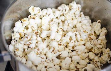 Cum sa pastrezi popcornul proaspat #Popcorn #Floricele